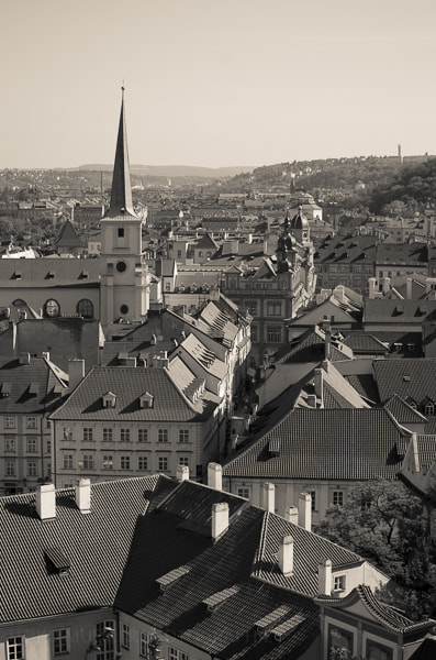 Photograph On top of Prague by Heiko Mueller on 500px