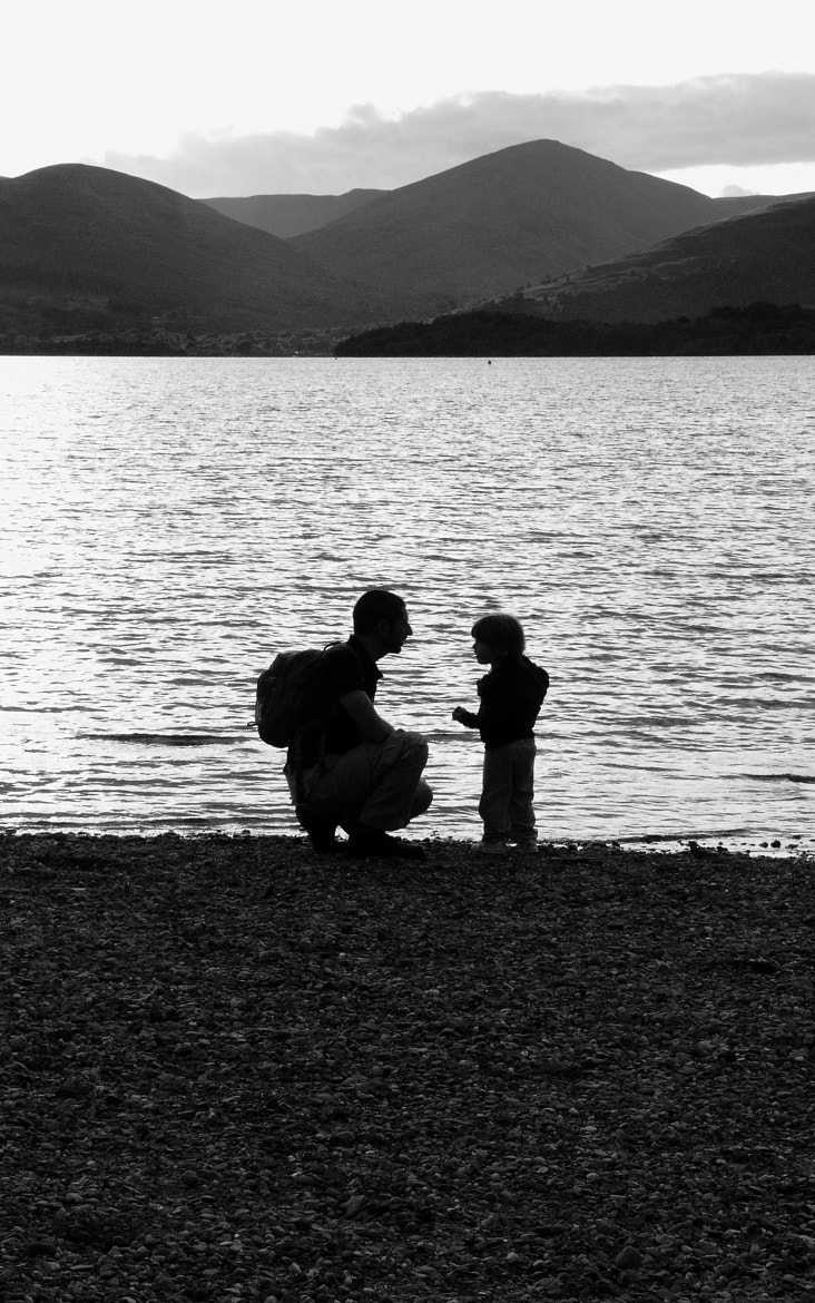 Photograph Father and daughter by Jorge Alonso on 500px