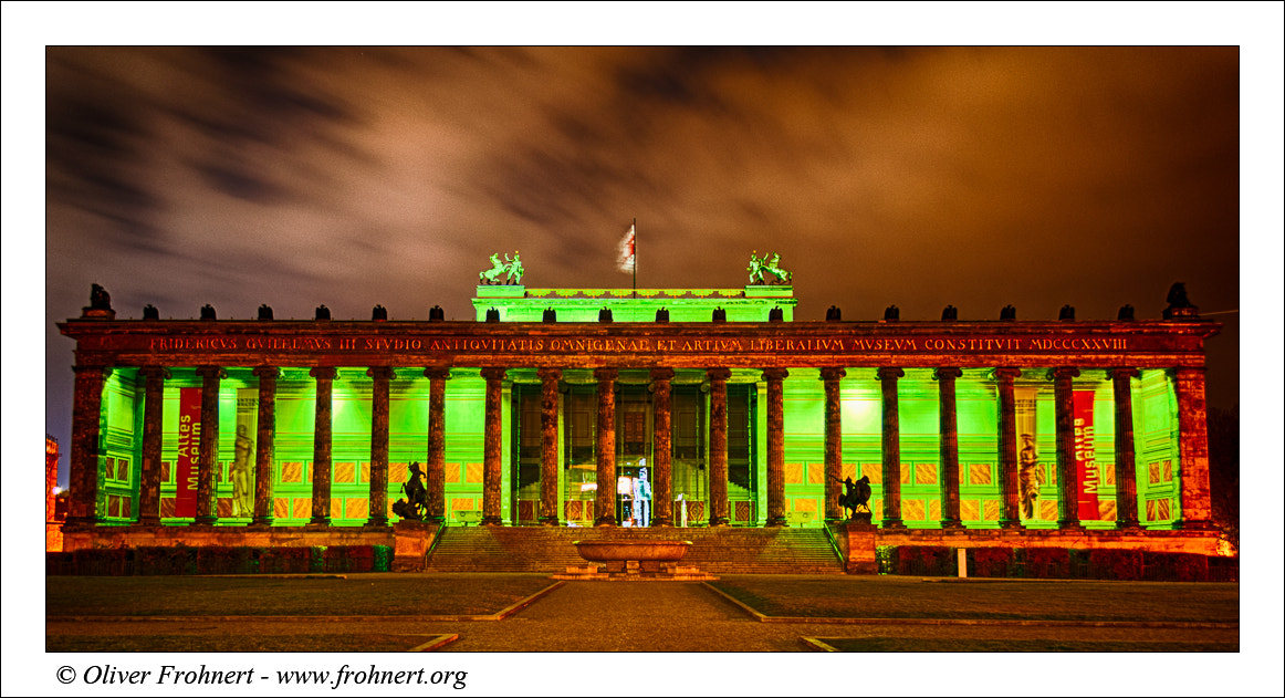 Photograph Altes Museum by Oliver Frohnert on 500px