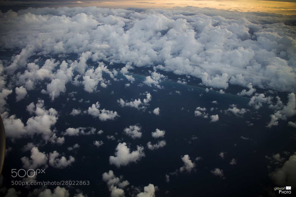 Photograph Clouds by Giovanni Cirelli on 500px
