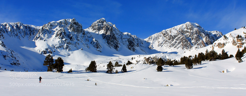Photograph Panoramic Mountains by Jordi Freixas on 500px