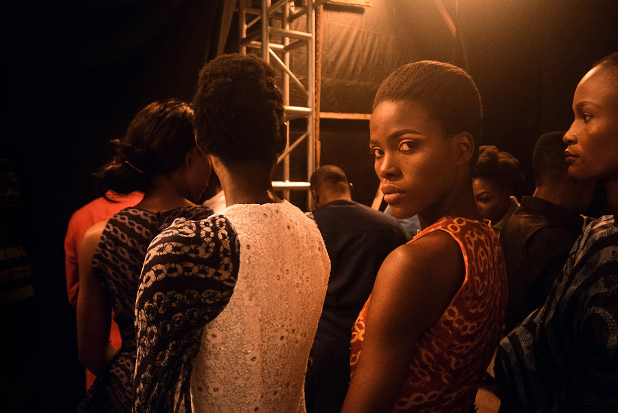 Ade Bakare Couture at the AfricanFashionDesignWeek by Adeolu Osibodu on 500px.com