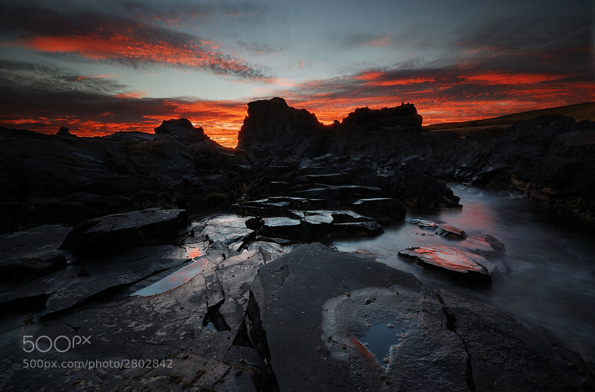 Photograph Kings Rocks Sunset by Garth Smith on 500px