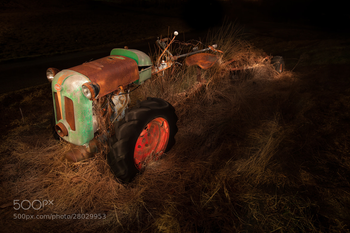 Photograph Old farmer  by Bjarte Haugland on 500px