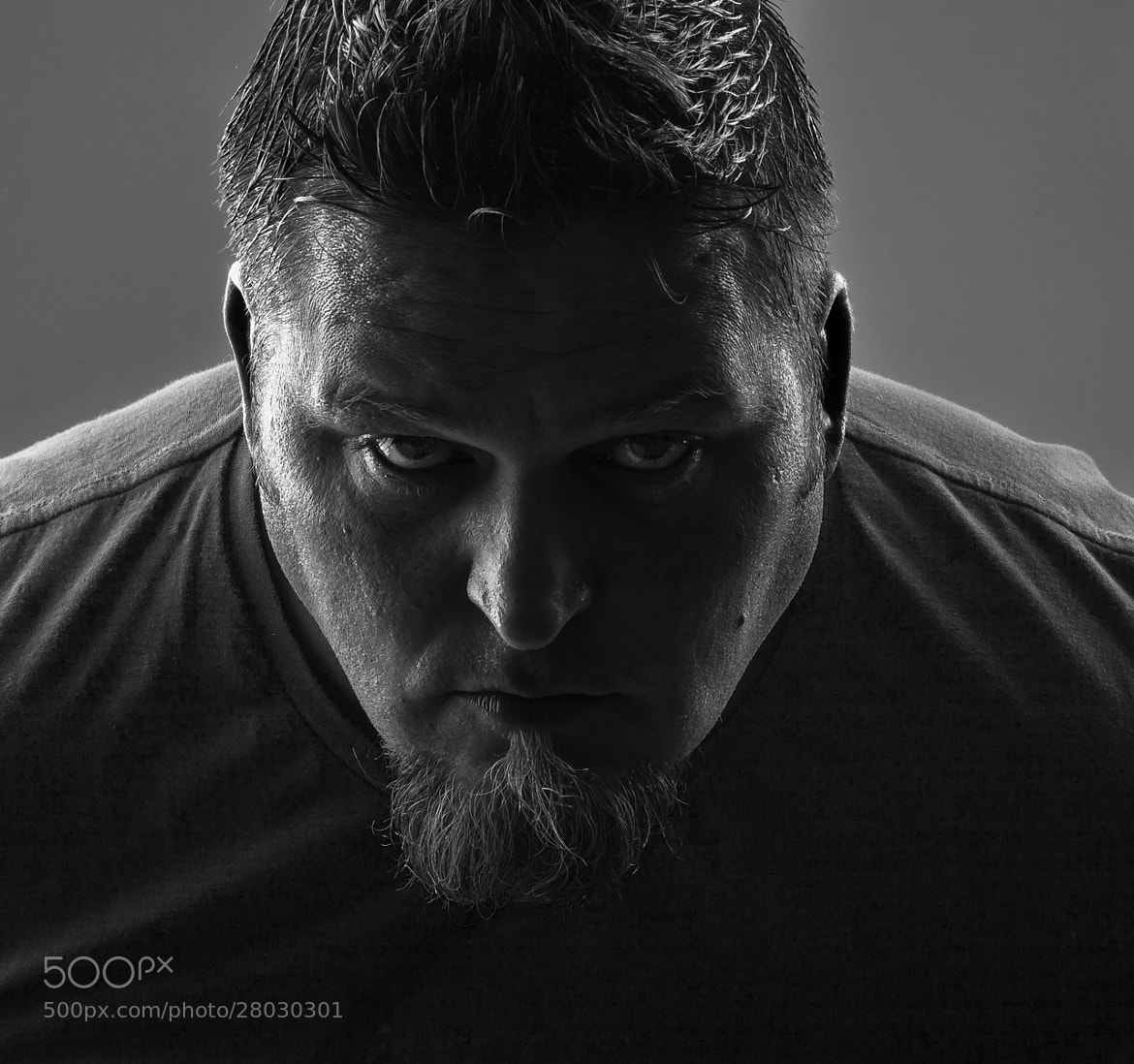 Photograph Selfportret by Bjarte Haugland on 500px
