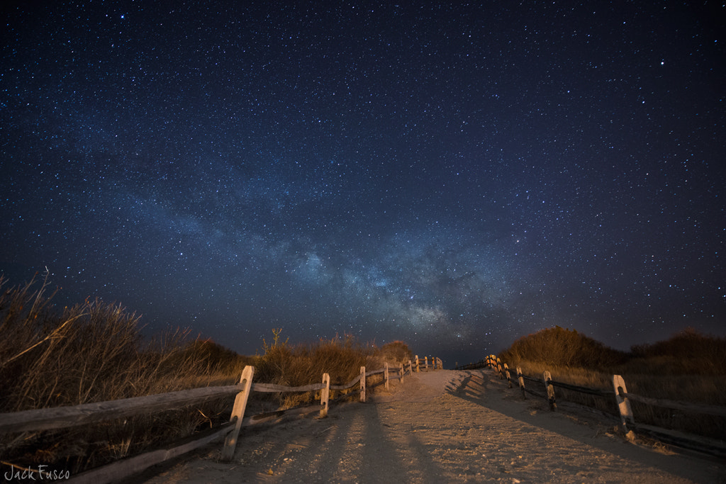 Photograph Seven Mile Milky Way by Jack Fusco on 500px
