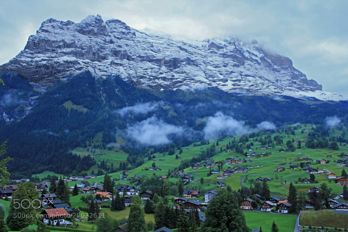 Photograph Grindelwald by Vince Lane on 500px