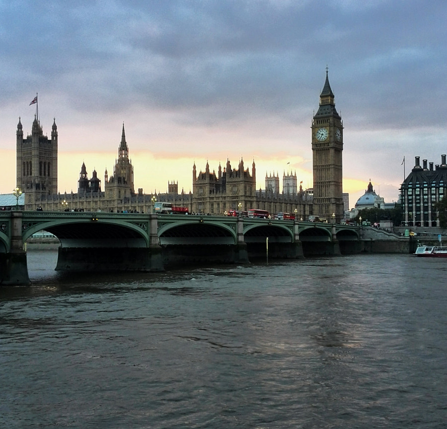 London Borough of Lambeth by Sandra  on 500px.com