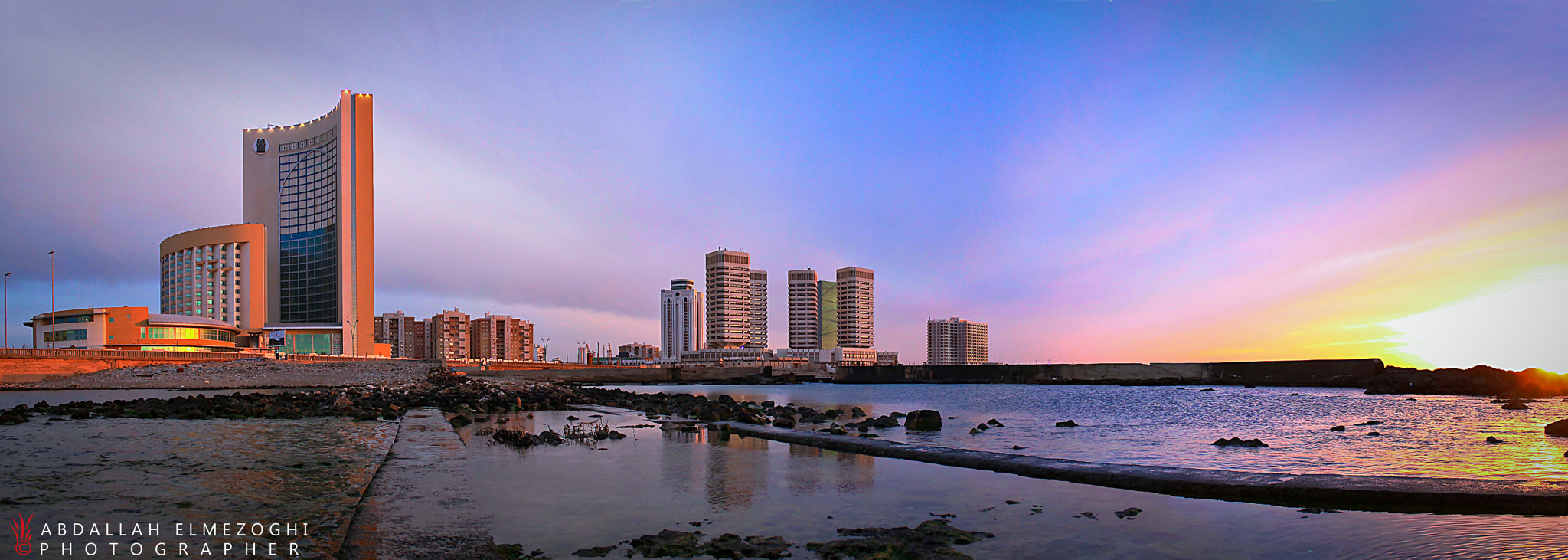 Photograph panorama tripoli by AbdallaH ElmezOghi on 500px