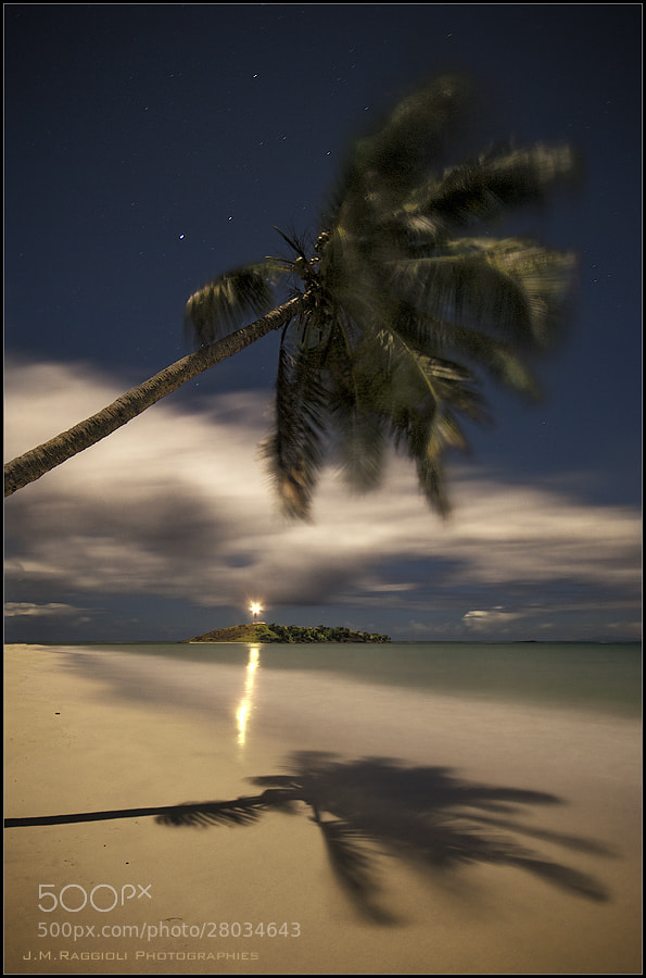 Photograph Tropical Night by Jean-Michel Raggioli on 500px