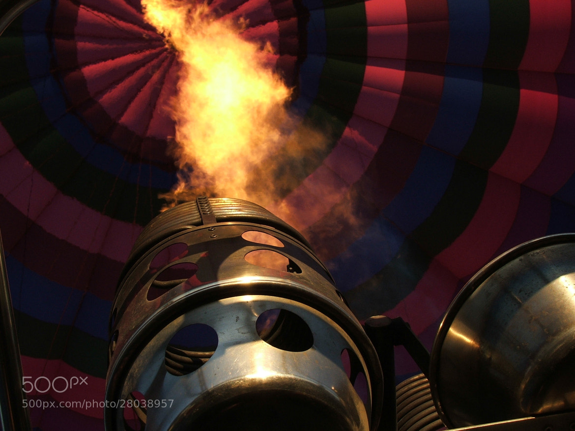 Photograph All Fired Up by Jodi Hanley on 500px