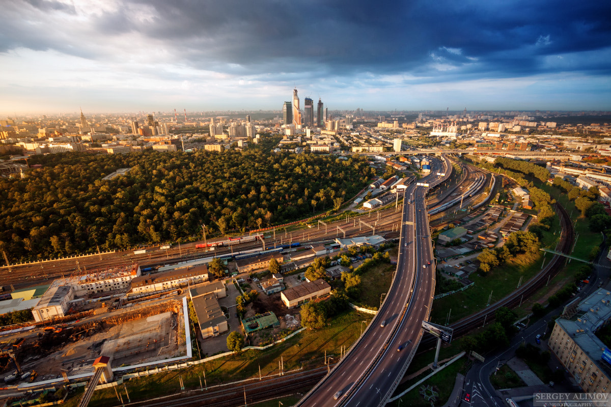 Photograph Morning in Moscow by Sergey Alimov on 500px