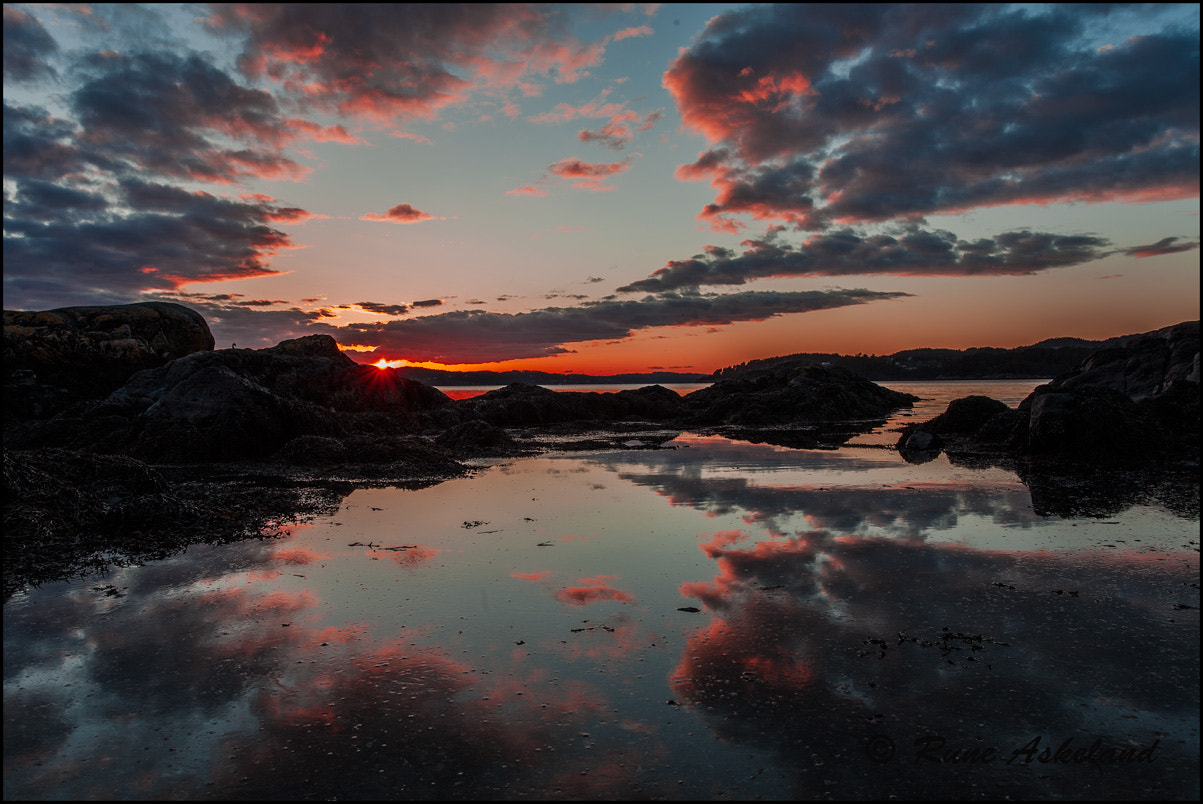 Photograph Pink & Blue by Rune Askeland on 500px