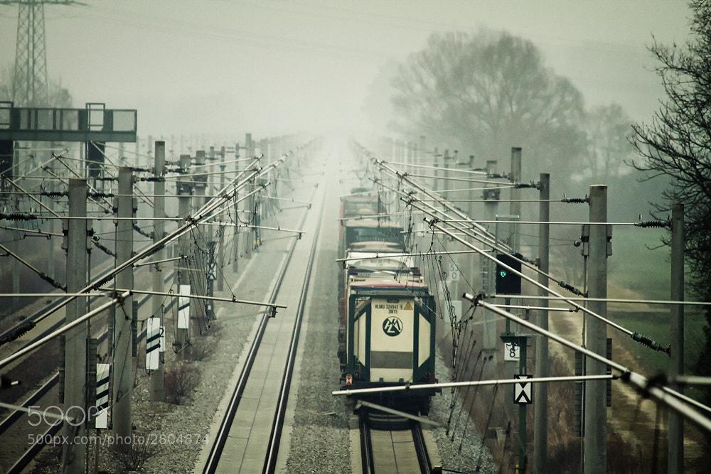 Photograph Railway by Markus Dorfmeister on 500px