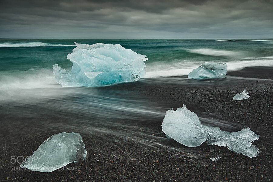 Photograph Icy Beach by Oleg Ershov on 500px