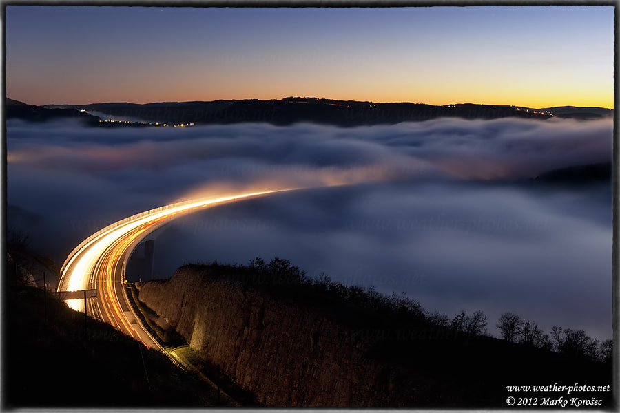 Photograph Highway to hell #2 by Marko Korošec on 500px