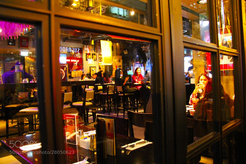 Photograph Hard Rock Cafe@Lan Kwai Fong - HONG KONG by sharon ang on 500px
