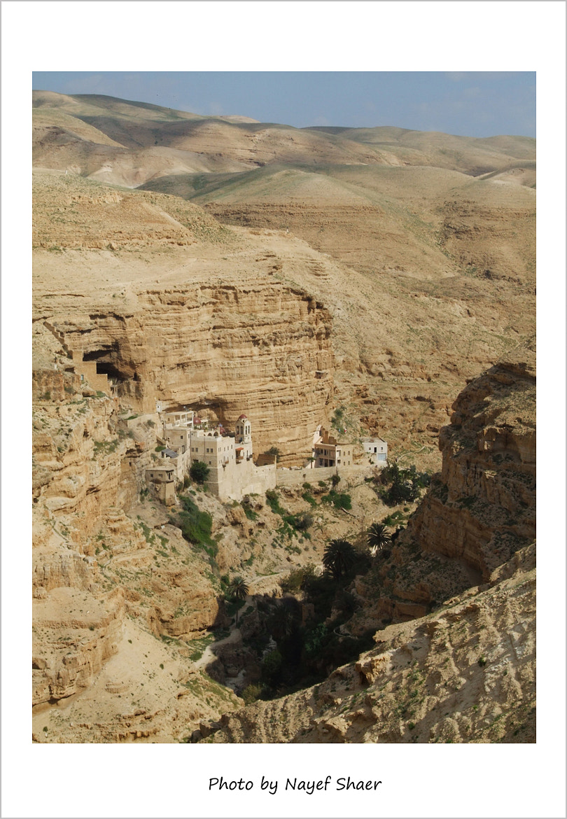 Photograph St . George's Monastery by Nayef shaer on 500px