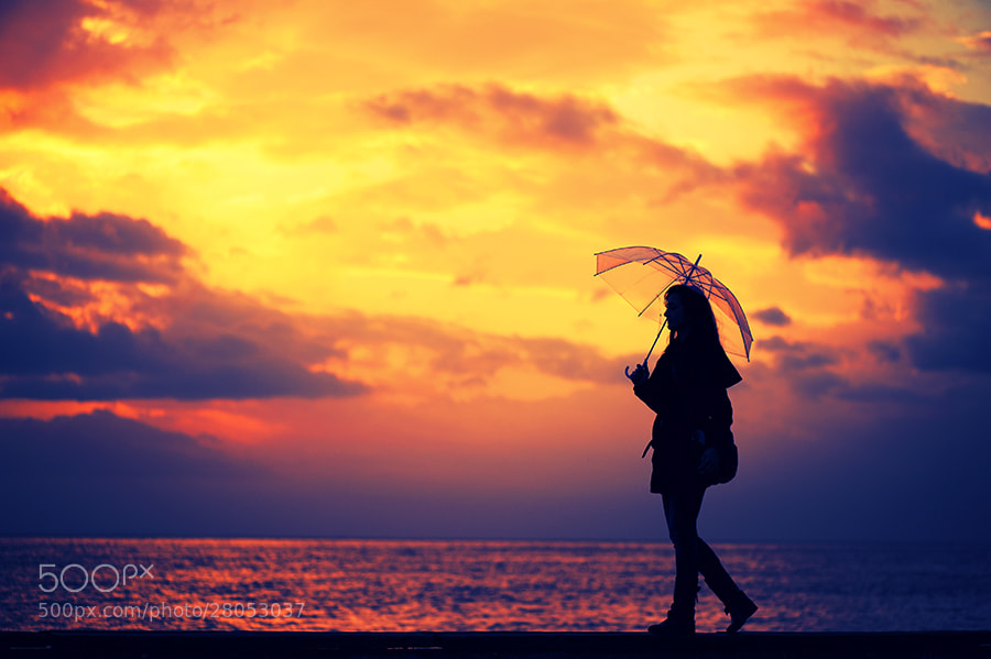 Photograph An Umbrella by Uğur Atik on 500px