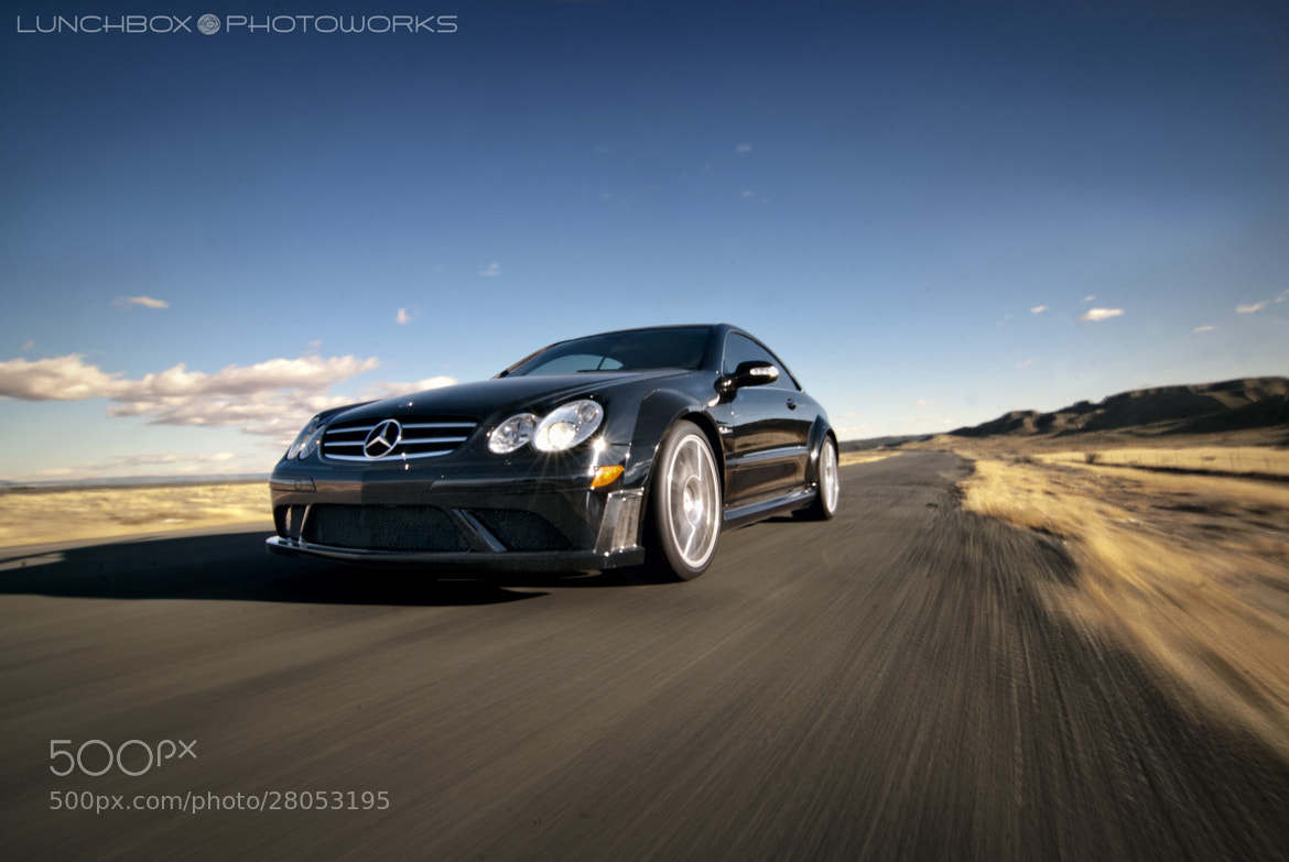 Photograph C63AMGBlackRig by Joshua Coleman on 500px
