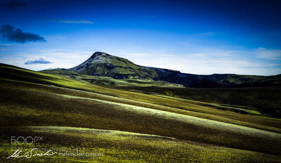 Photograph Shades Of Landmannalaugar by Mel Sinclair on 500px