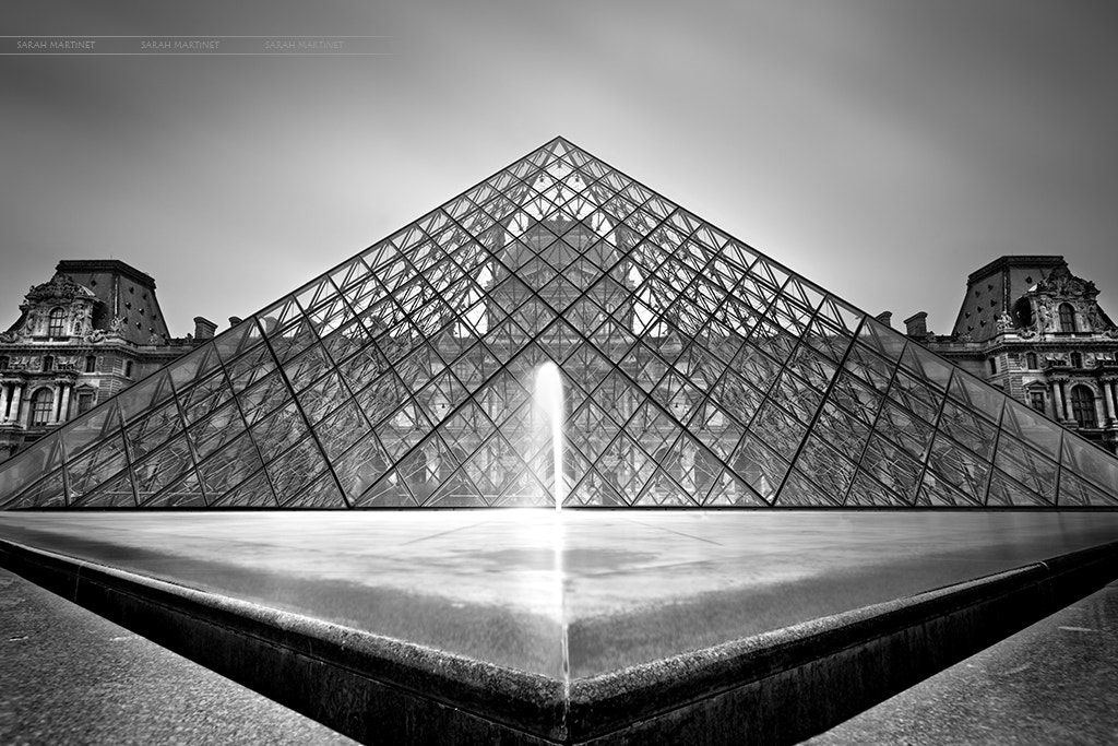Photograph La pyramide by Sarah Martinet on 500px