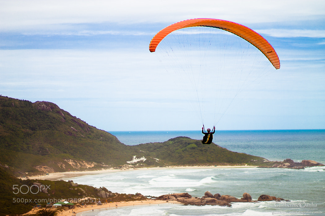 Photograph Parapente by Guilherme Cunha on 500px