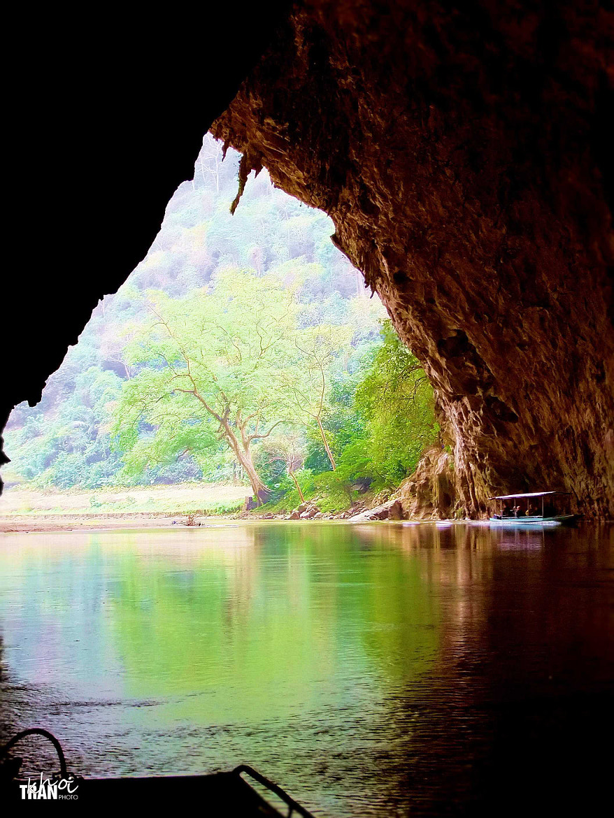 Photograph Looking from the Puong cave by Khoi Tran Duc on 500px