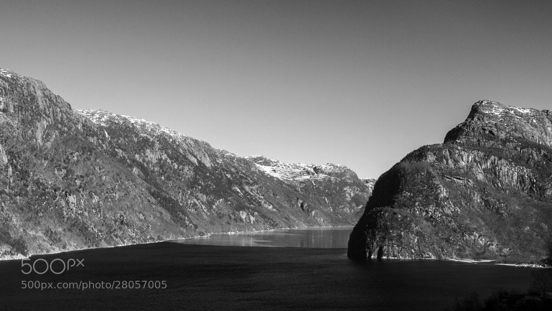 Photograph Lysefjord by Rick Wezenaar on 500px