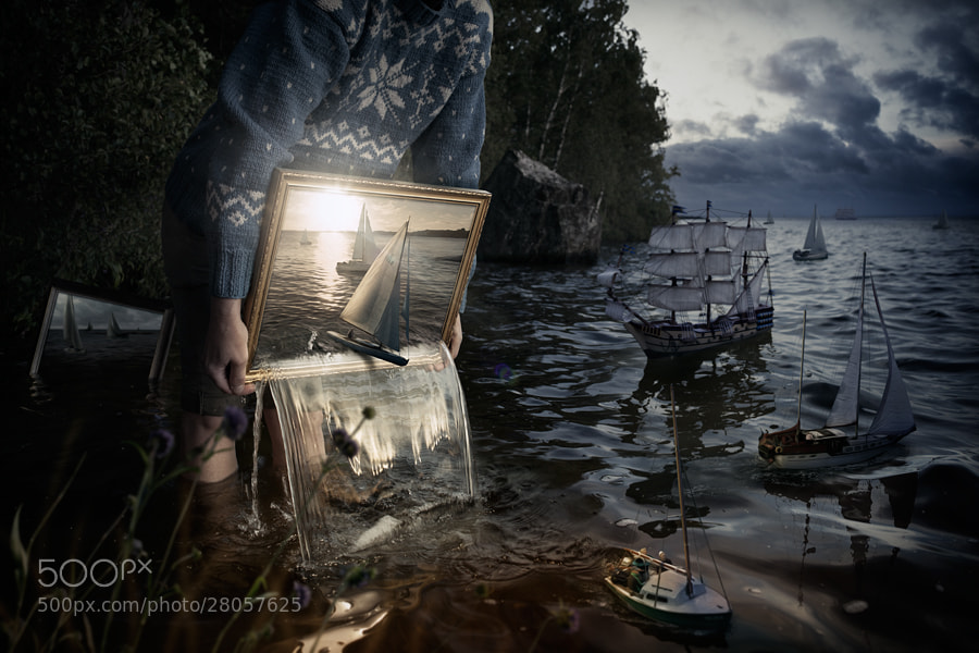 Photograph Set them free by Erik Johansson on 500px