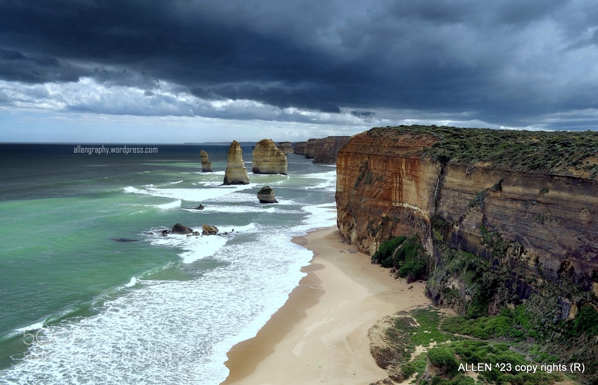 Photograph the 12 Apostles Melbourne Aus by Allen Lee on 500px