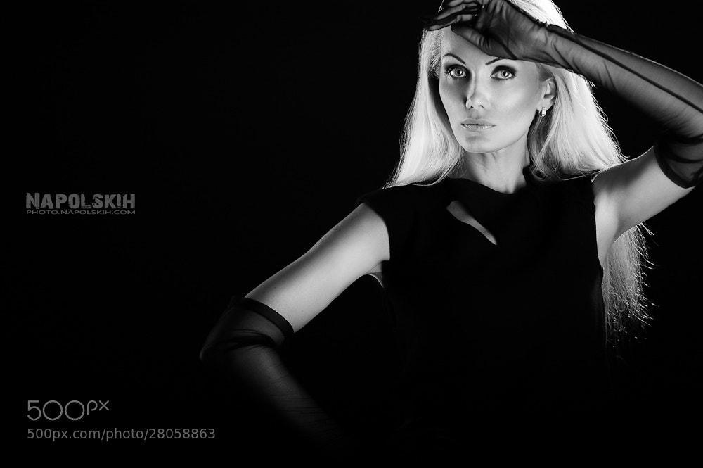 Photograph Tatiyana by Kristina Napolskih on 500px