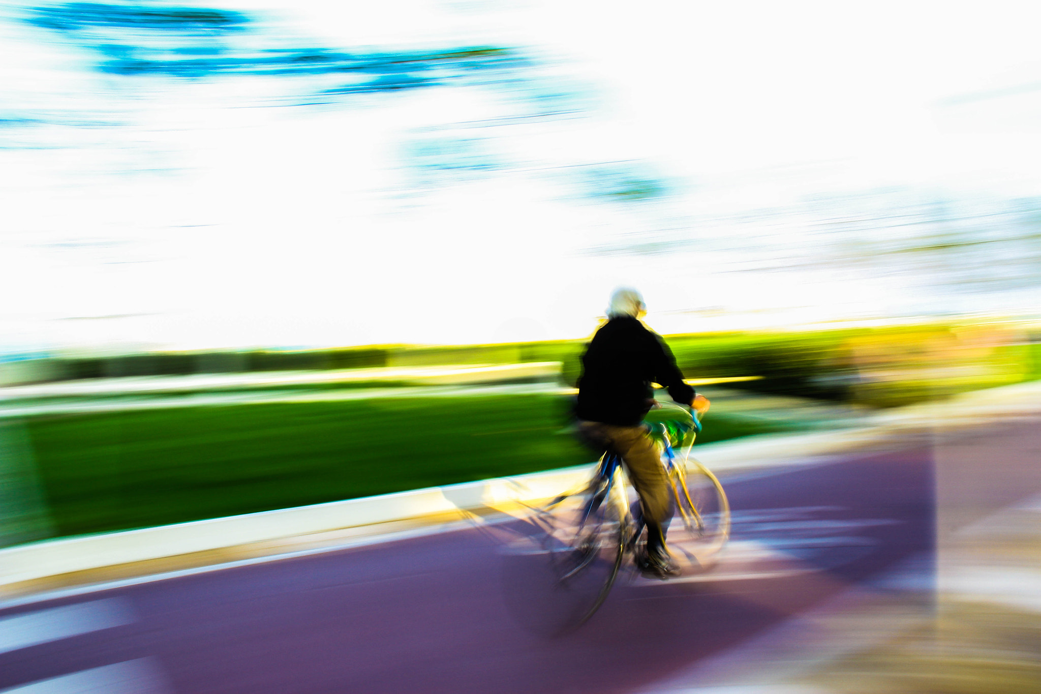 Photograph Pedaling fast by Elpidio Orsomando on 500px