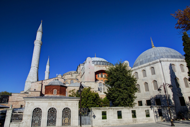 Photograph ayasofya museum(santa sofia) by burak durahim on 500px