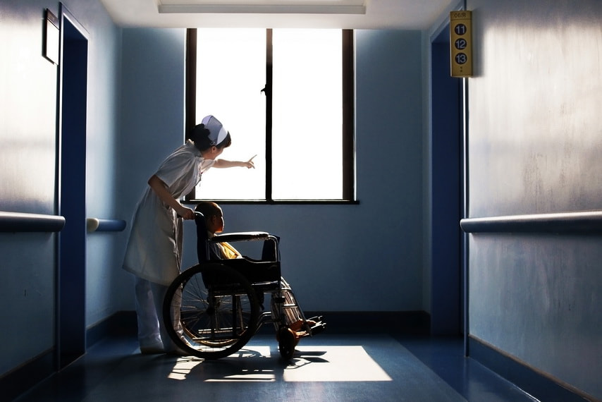 Photograph Nurse by 鄭智弦 (portrait) on 500px