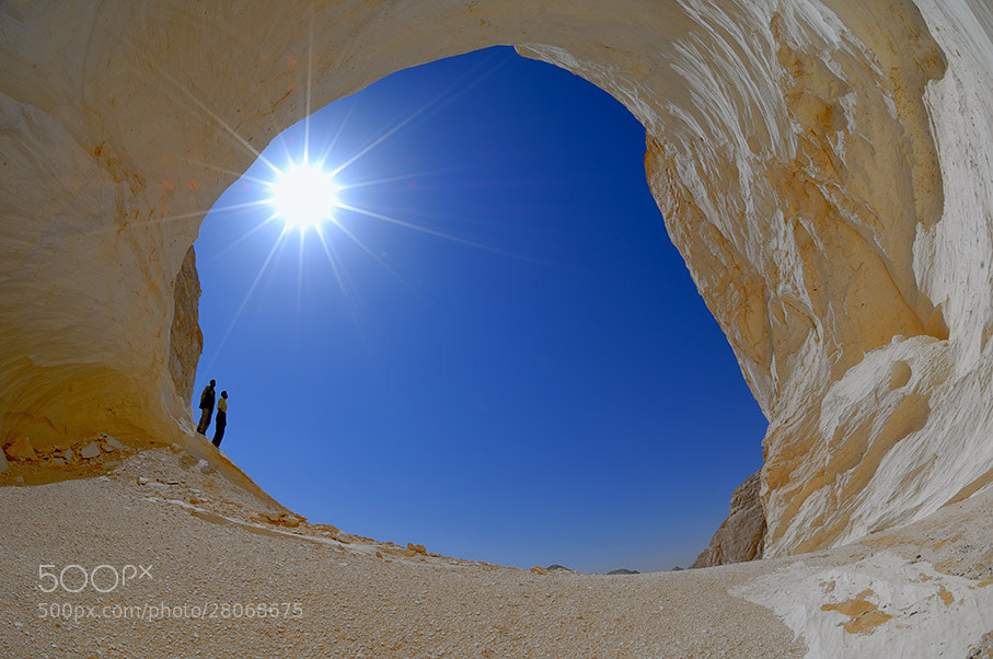Photograph White Cave by Dionys Moser on 500px