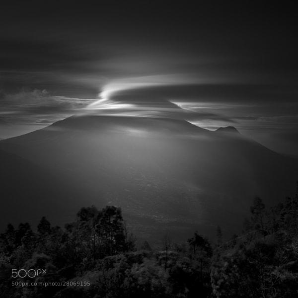 Photograph Mt. Sindoro Sumbing  by Hengki Koentjoro on 500px