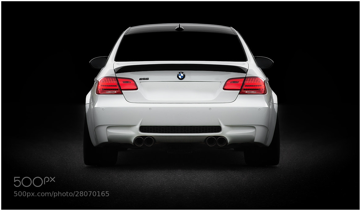 Photograph BMW E92 by Thomas Juel on 500px