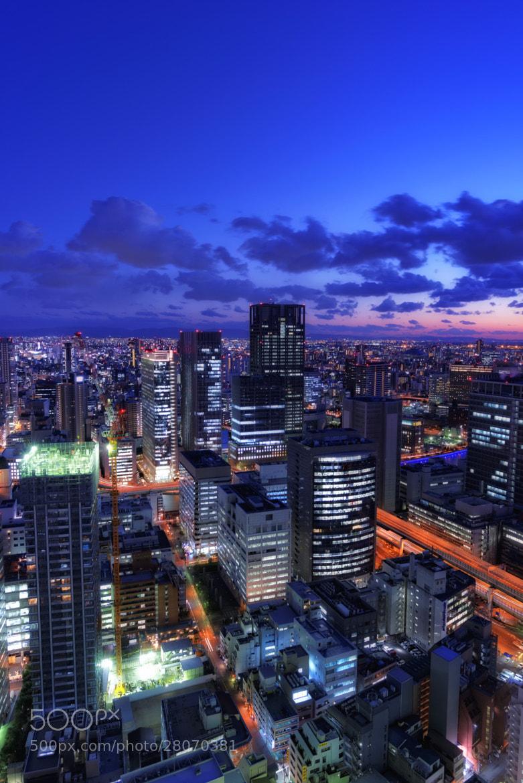 Photograph Twilight Blue by Yoshihiko Wada on 500px