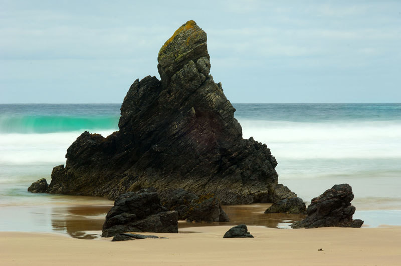 Photograph Sand, Sea & Rock, Sango Bay, Durness, North West Scottish Highlands by Heather Leslie Ross on 500px