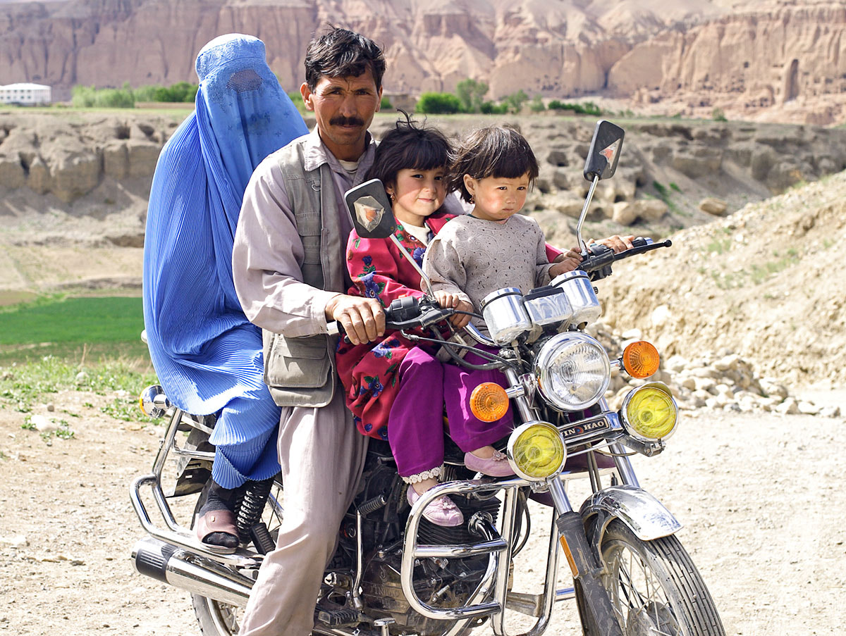 Photograph Afghan family by Masashi Mitsui on 500px