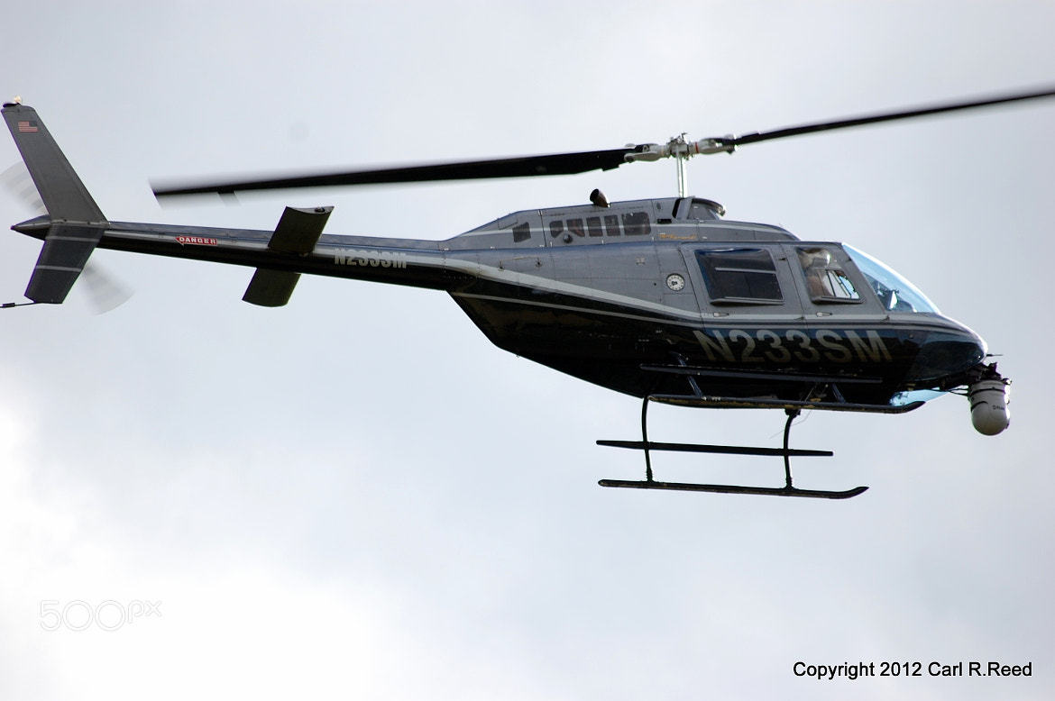 Photograph helicopter 2071 by Carl Reed on 500px