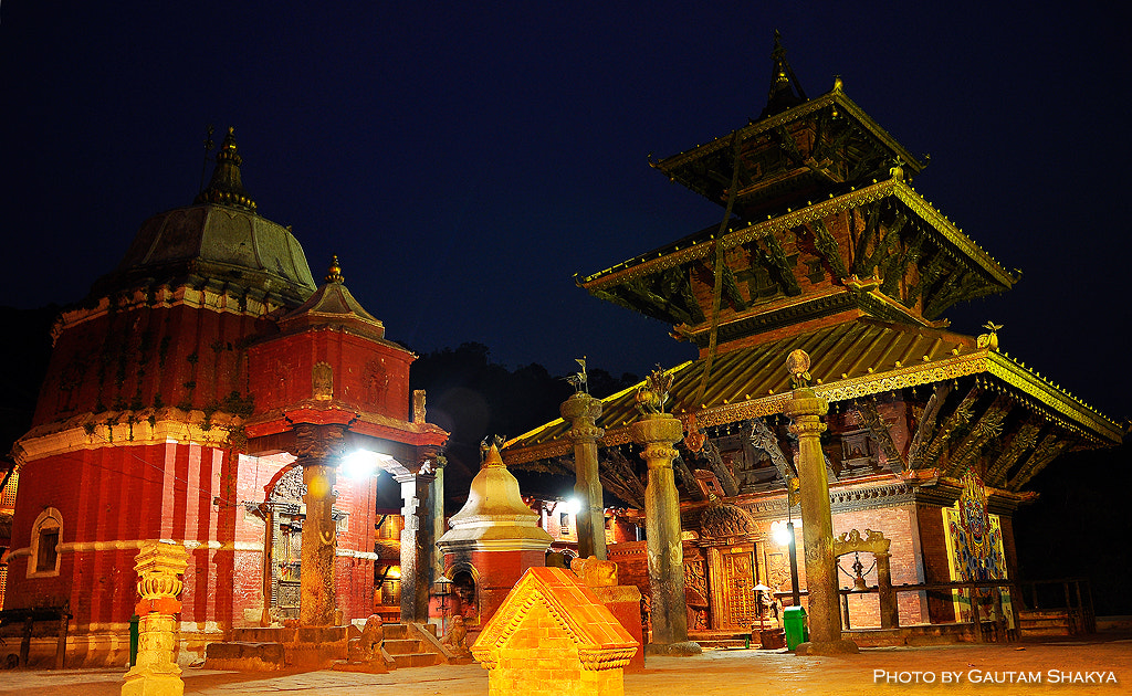Photograph Temple of Chandeshwori by Nepal I Love on 500px