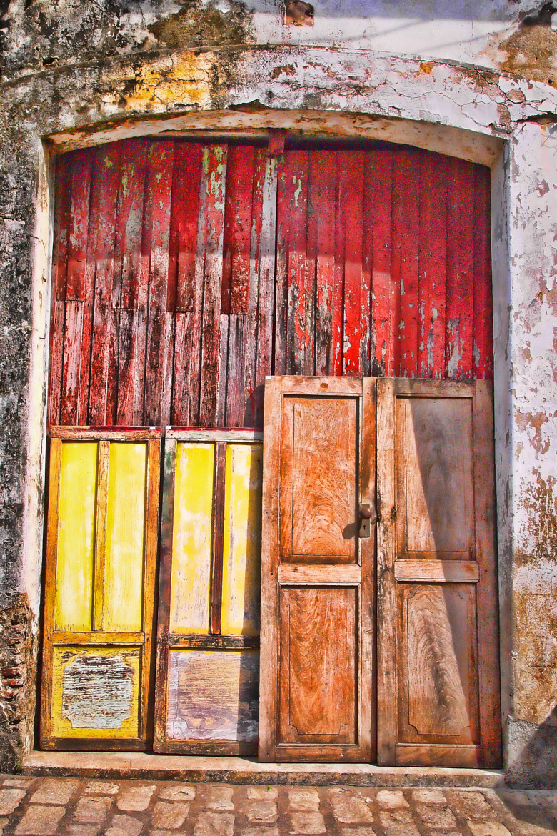 Photograph The door and more doors by migsnuwork on 500px