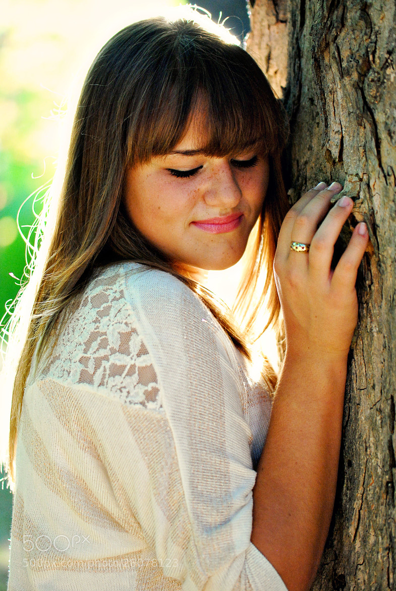 Photograph Alyssa, Senior Portrait by Michelle Yeager on 500px