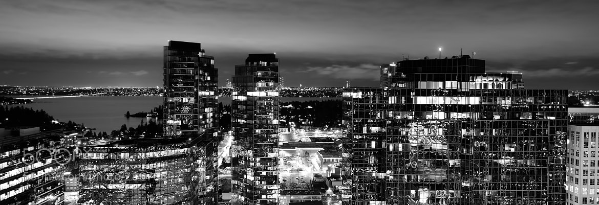 Photograph Ryan James Gallery Series - City of Glass by Tobias Smith on 500px