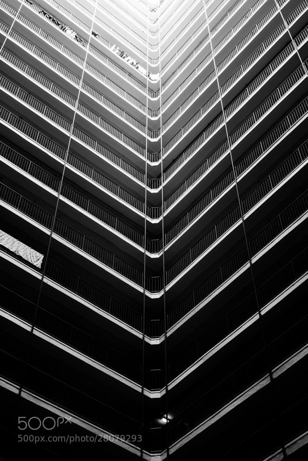 Photograph V, The Public Housing in Hong Kong by Hei Yu on 500px