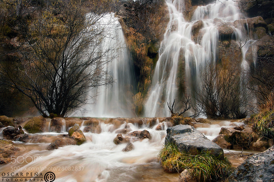 Photograph - Carved by water - by Oscar  Peña on 500px