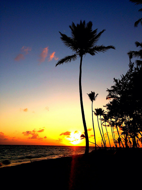 Photograph Punta Cana Sunrise by Ronald Campbell on 500px