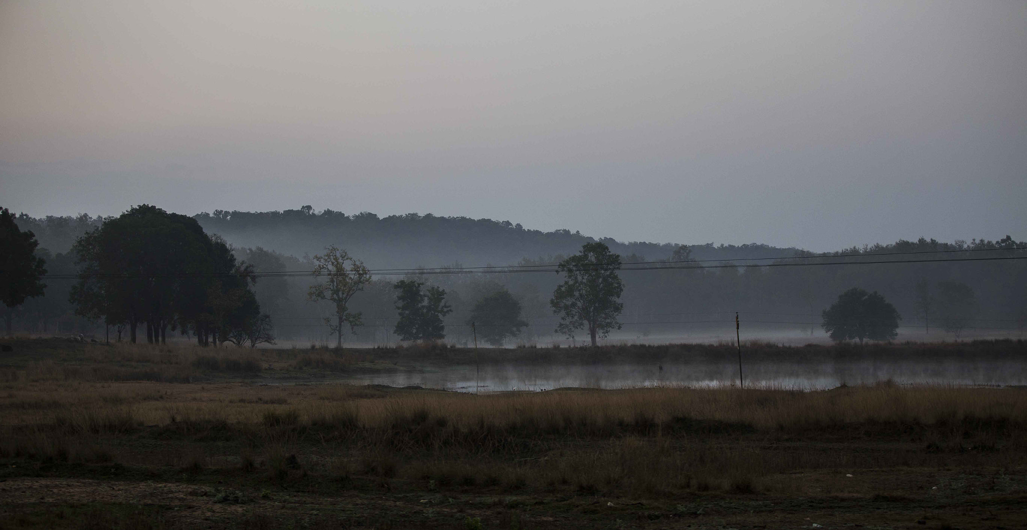 Photograph Serene Sunrise at Kanha by Gunjan  Puri on 500px